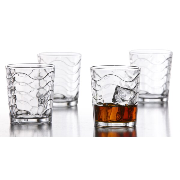 13 oz. Glass (Set of 4) by Style Setter