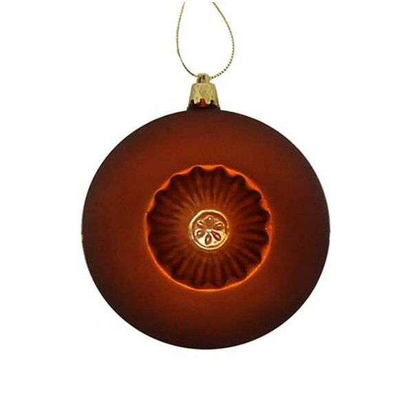 Retro Reflector Shatterproof Christmas Ball Ornament (Set of 6) by Northlight Seasonal