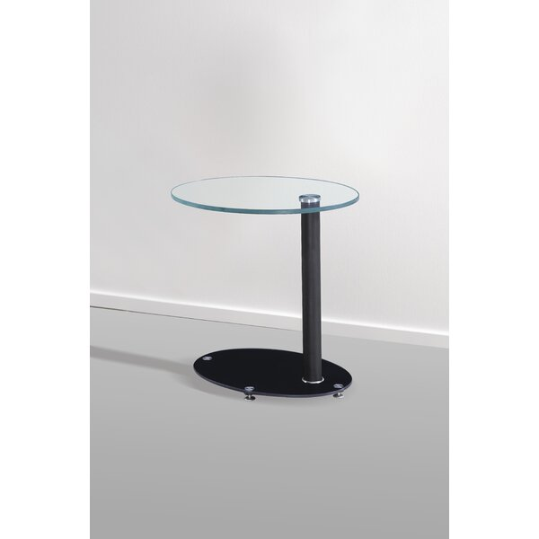 Grenier End Table by Ebern Designs