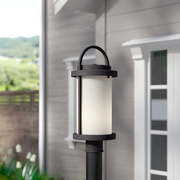 Carrie Outdoor 1-Light Lantern Head by Darby Home Co