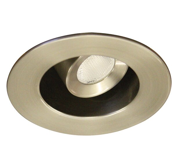 Miniature Adjustable 2.75 Recessed Trim by WAC Lighting