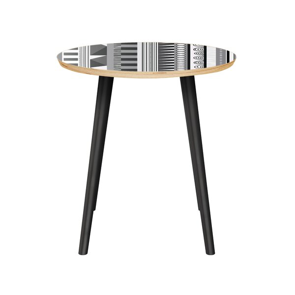 Hopson End Table By Bungalow Rose