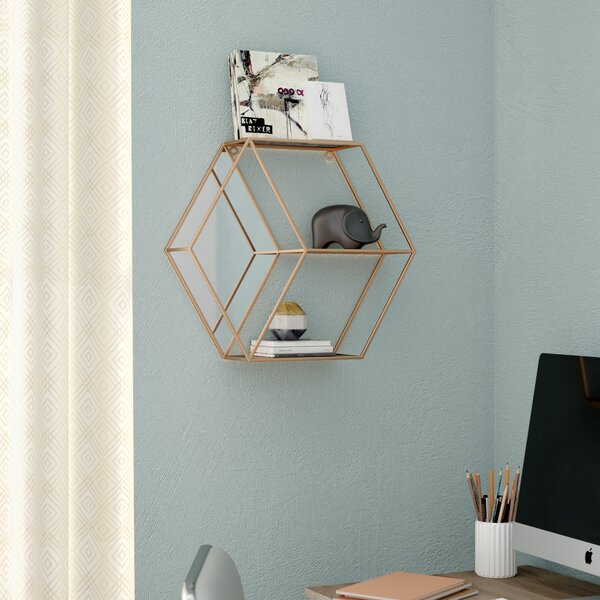 Bonnett Wall Shelf by Ivy Bronx