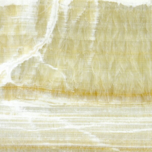 Giallo Crystal 12 x 12 Onyx Field Tile in Polished Gold by MSI