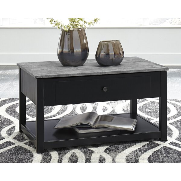 Lanphear Lift Top Coffee Table With Storage By Orren Ellis