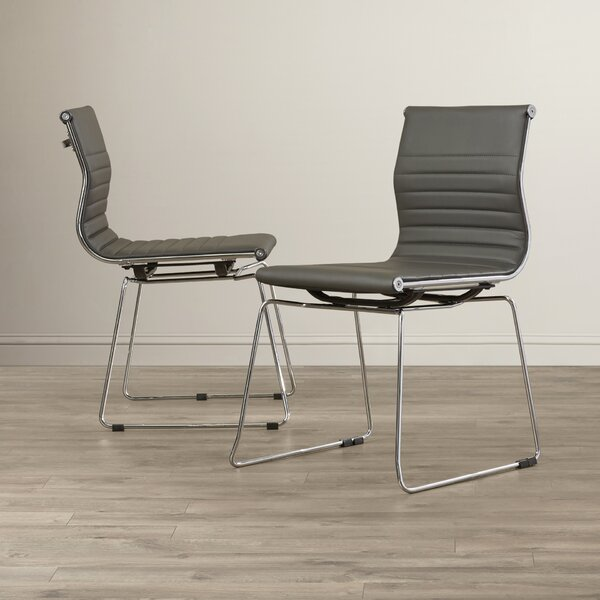 Cadoz Side Chair (Set of 2) by Wade Logan