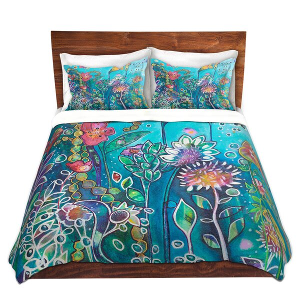 Flower Beauty Duvet Cover Set