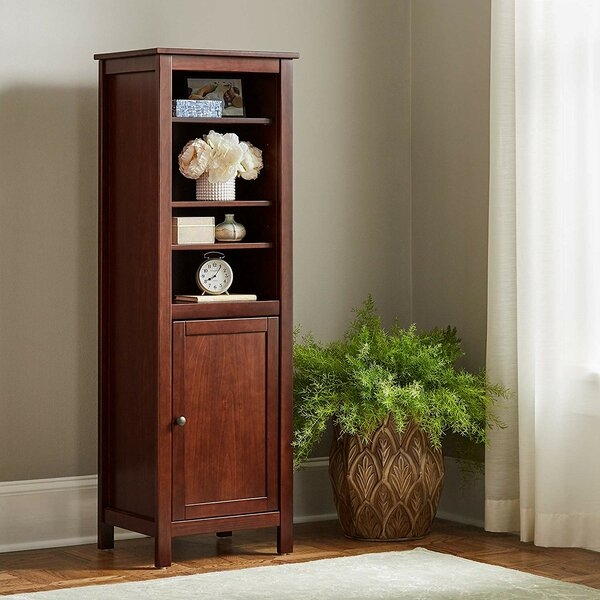 Nanticoke Solid Wood TV Tower For TVs Up To 60 Inches By Winston Porter