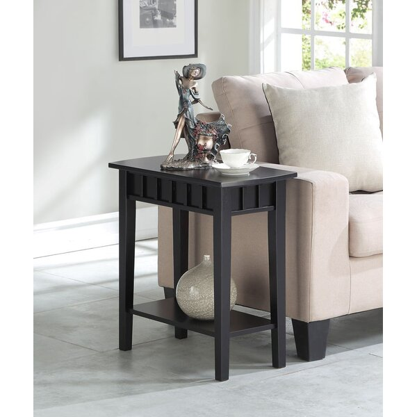 Classic Accents Bolander End Table by Breakwater Bay