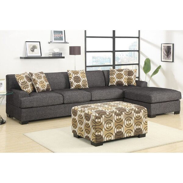Arroyo Reversible Sectional With Ottoman By A&J Homes Studio #2