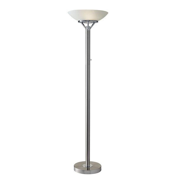 Expo 71.5 Torchiere Floor Lamp by Adesso