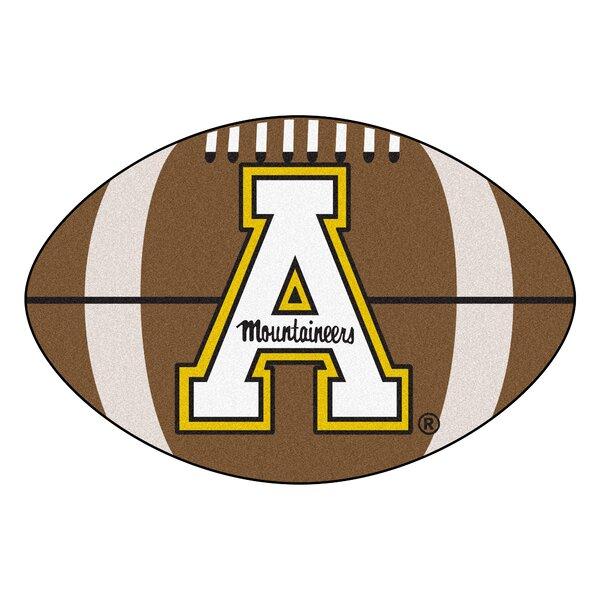 NCAA Appalachian State Football Doormat by FANMATS