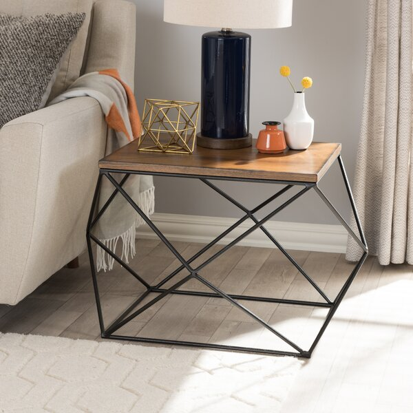 Evelyn End Table by George Oliver George Oliver