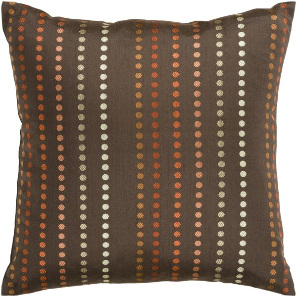 Flintwood Throw Pillow by Three Posts