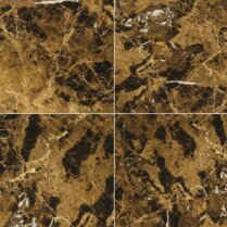 Marble 12 x 24 Tile in Marrone Emperador Dark by Emser Tile