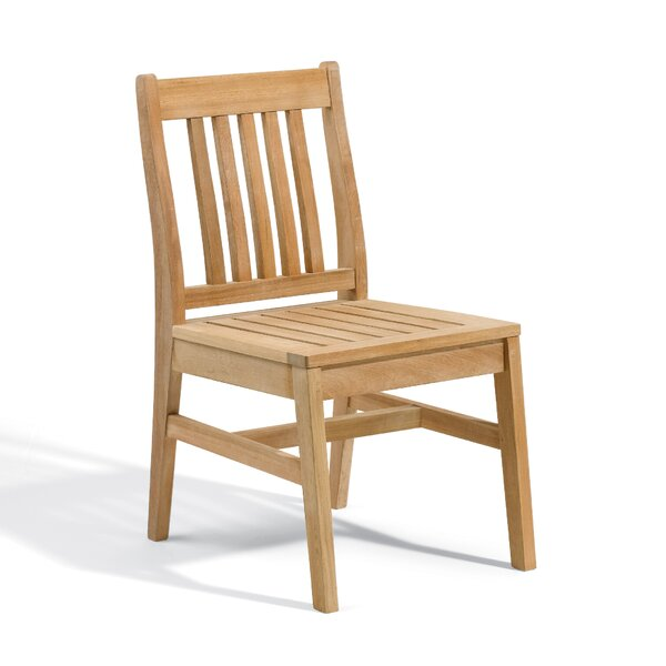 Myres Patio Dining Chair by Beachcrest Home
