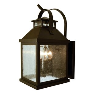 Looking for Canterbury 3-Light Outdoor Wall Lantern By Arroyo Craftsman