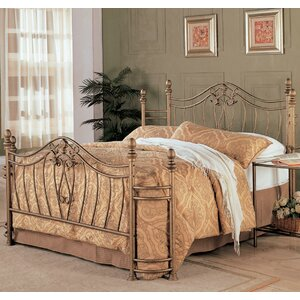Amandari Open-Frame Headboard and Footboard