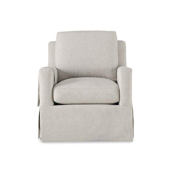Gwinnett Swivel Rocking Chair by Greyleigh