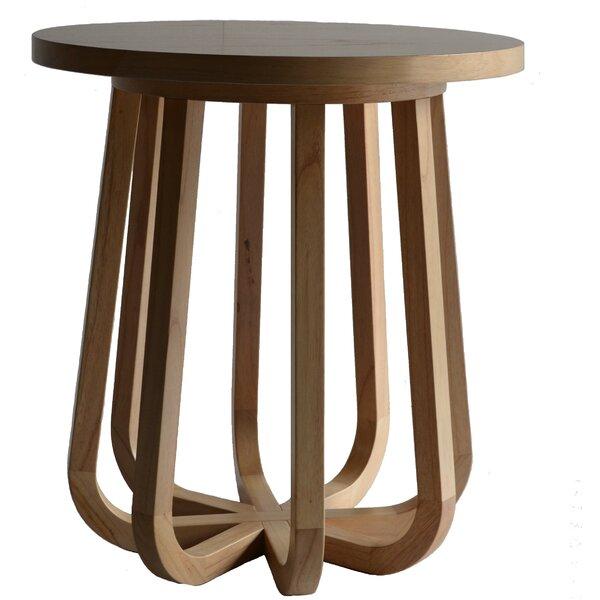 Schuck End Table by Brayden Studio