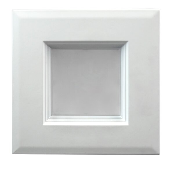 4 LED Square Retrofit Kit by NICOR Lighting