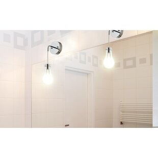 Comparison Pillsbury 1-Light Armed Sconce By Wrought Studio