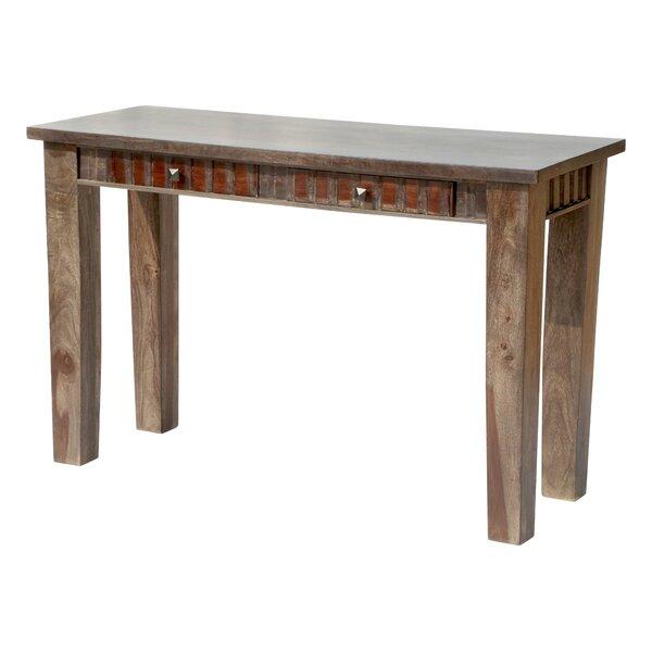 Review Mortenson Console Table