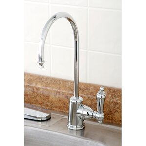 Kingston Brass Restoration Gourmetier Single Handle Restoration Water Filtration Faucet