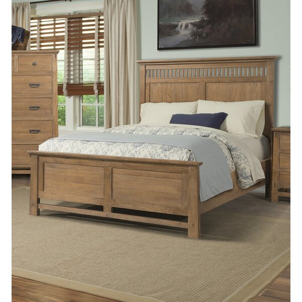 Huber Platform Bed by Loon Peak