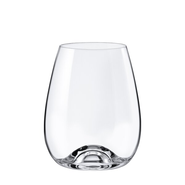 Drink Master Wine 16 oz. Glass Cocktail Glasses (Set of 4) by RONA