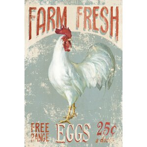 Farm Nostalgia III Graphic Art on Wrapped Canvas by Laurel Foundry Modern Farmhouse