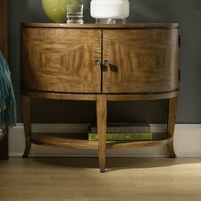 Retropolitan Demilune Nightstand by Hooker Furniture
