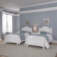Kenduskeag Panel 3 Piece Bedroom Set by Breakwater Bay