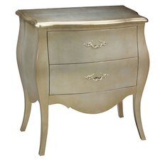 Rococco 2 Drawer Chest by Bailey Street