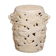 Dragon Garden Stool by Emissary Home and Garden