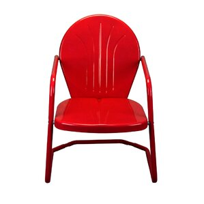 Andes Metal Outdoor Chair