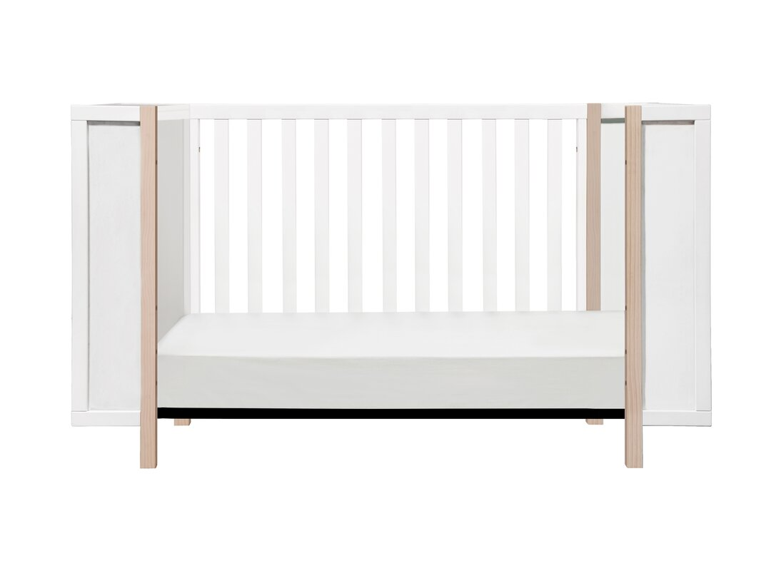 vetro crib view full size girlus nursery features a silver  - defaultname