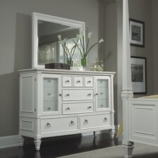 Ashby 11 Drawer Combo Dresser with Mirror by Magnussen Furniture