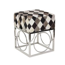Patch Accent stool by Cole & Grey