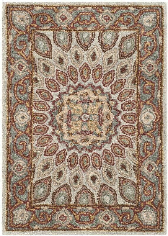 defaultname world menagerie gideon bluegrey area rug u0026 reviews wayfair