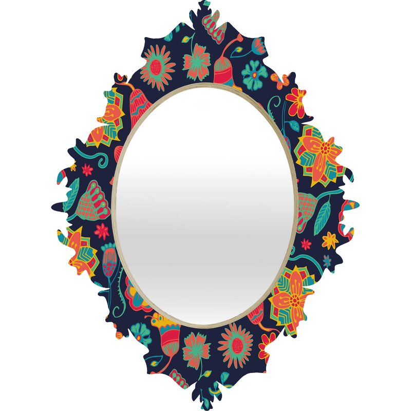 Deny Designs Arcturus Bloom 1 Baroque Mirror Reviews