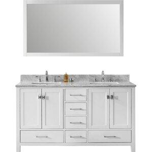 modern & contemporary bathroom vanities you'll love | wayfair