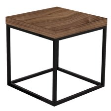 Prairie End Table by Tema
