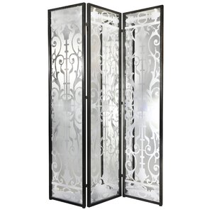 glass room dividers you'll love | wayfair