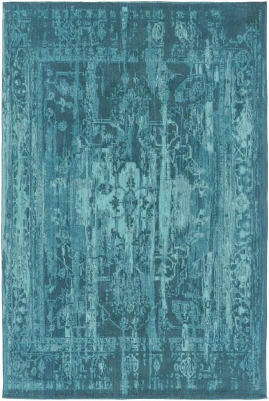Artistic Weavers Elegant Maya Hand Woven Teal Area Rug Reviews