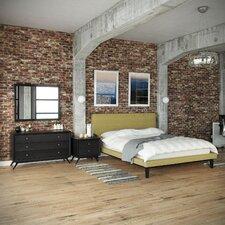 Bethany Platform 4 Piece Bedroom Set by Modway