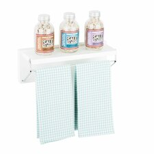 Accent Shelf with Bars by Honey Can Do
