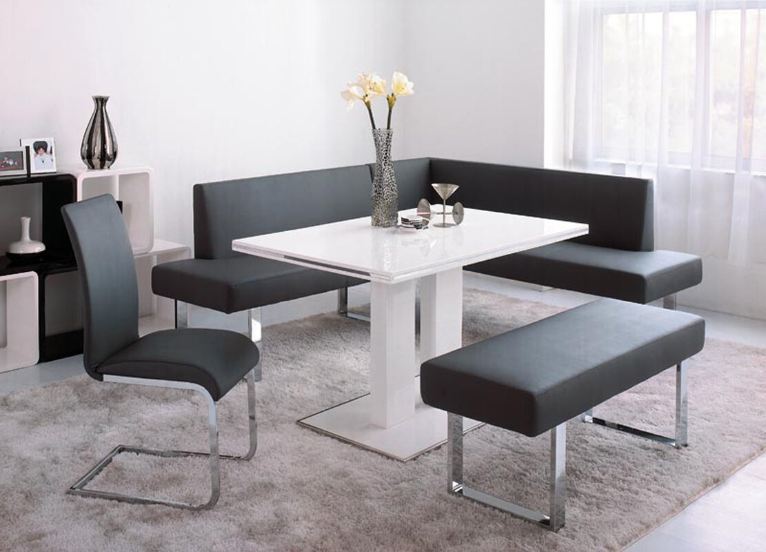 wade logan robb  piece dining set  reviews  wayfair - defaultname