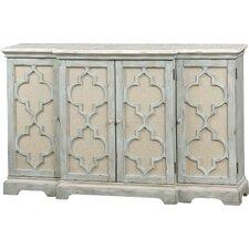 Sophie 4 Door Cabinet by Uttermost