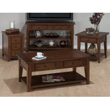 Bonniebrook Coffee Table Set by Loon Peak